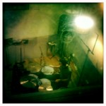 polarbird at Deaf studio
