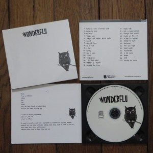 Wonderflu CD