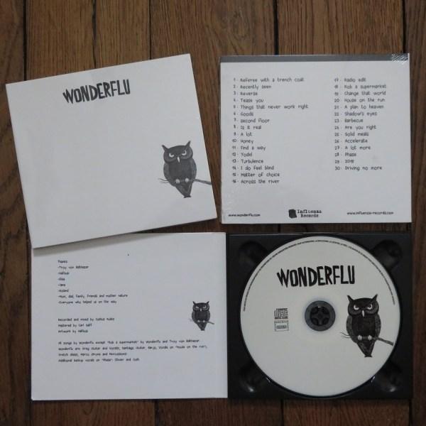 Wonderflu CD
