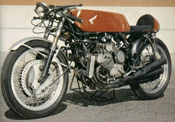 Honda RC181 đời 1966
