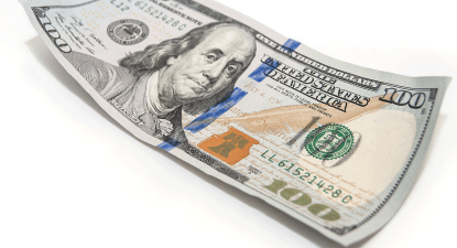 $100 Bill - Flat Rate Computer Repair Service