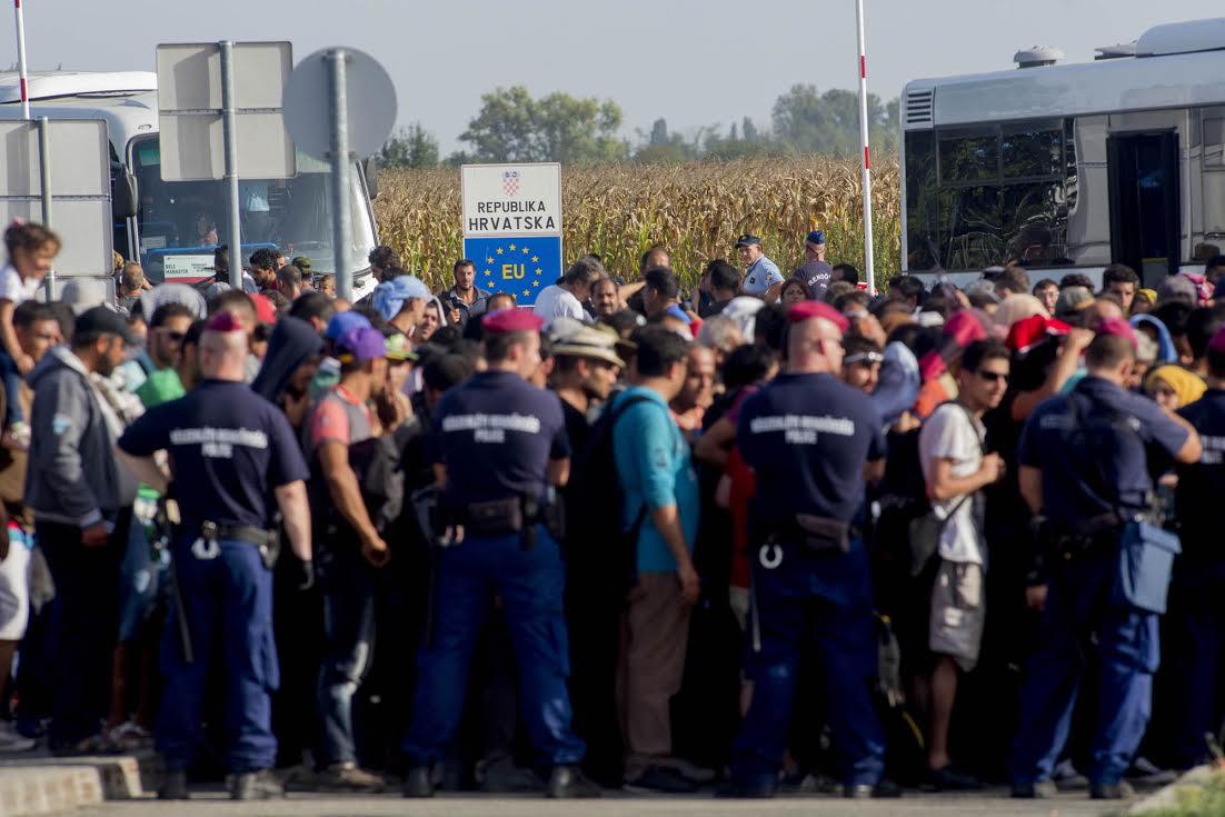 """Europa wegzüchten: """"Ein einzigartiges Experiment"""""""