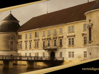 Das Wasserschloss Aistersheim in Oberösterreich. Bild: Info-DIREKT