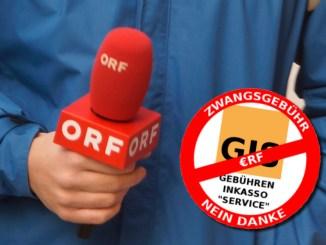 ORF-Zwangsgebühren