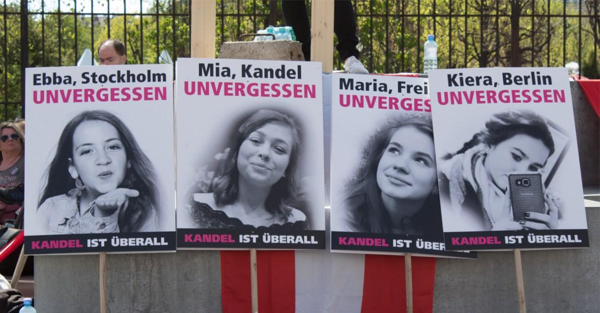 Kandel Demo Wien