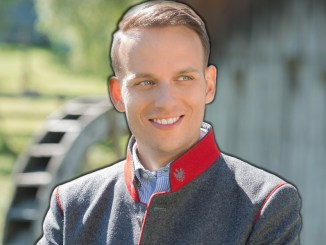 "Sven Knoll, Landtagsabgeordneter der ""Süd-Tiroler Freiheit"""