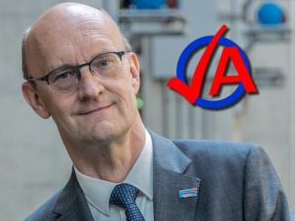 Frank Pasemann (AfD) sagt Ja zur Jungen Alternative für Deutschland