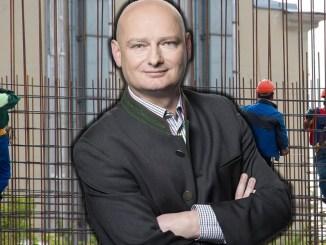 Markus Hain, FPÖ, Stadtrat Linz