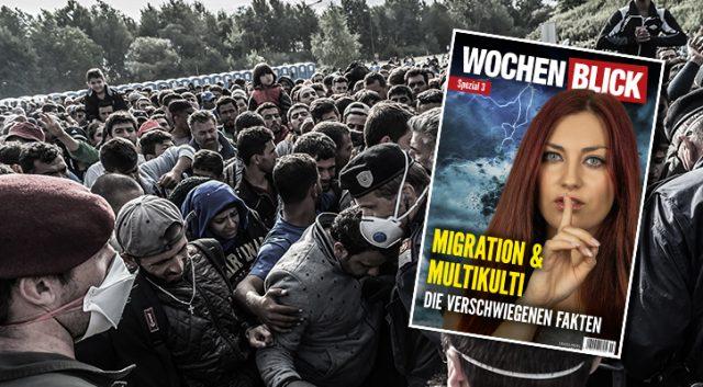 """Wochenblick""-Magazin: Migration & Multikulti"