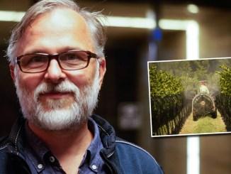 """Alexander Schiebel, Regisseur des Films """"Das Wunder von Mals"""