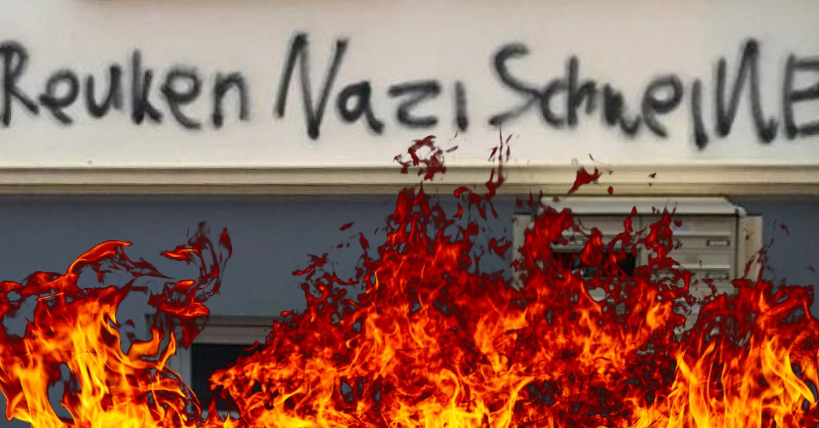 Antifa-Gewalt eskaliert