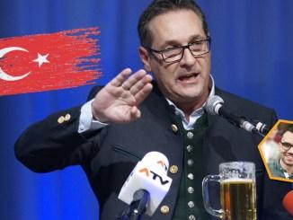 FPÖ Stadt Salzburg Wahlwerbung auf Türkisch