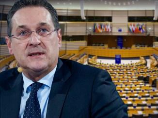 """HC Strache mit Vorzugsstimmen und ohne """"Kronen Zeitung ins EU-Parlament?"""