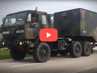"""Video """"US-Truppen in Stadl-Paura (Österreich)"""