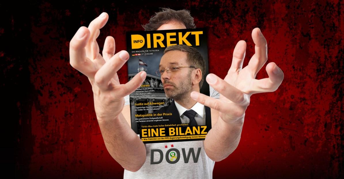 """Liebe DÖW-""""Experten"""", vielen Dank für die tolle Rezension unserer aktuellen Ausgabe!"""