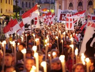 Gedenken an die Türkenbefreiung in der Wiener Innenstadt