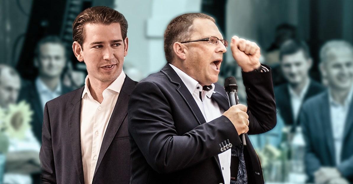 ÖVP-Pläne als Gefahr für die Meinungs- und Versammlungsfreiheit