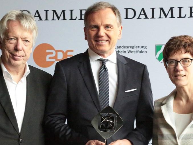Armin Wolf europäischer Journalist des Jahres 2019.