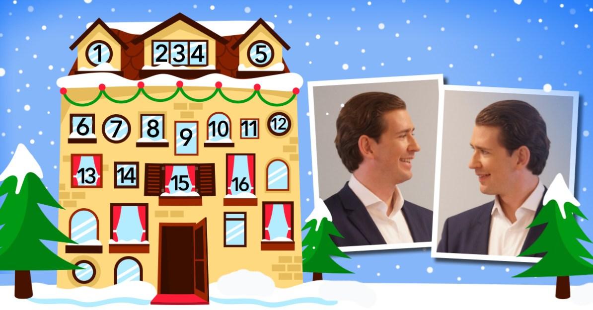 Adventkalender, Tür 16: Niemand braucht eine zweite ÖVP
