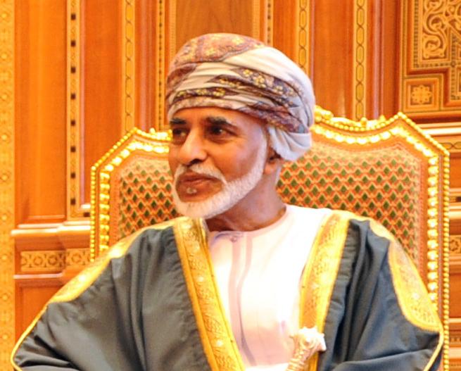 Sultan Qabus ibn Said