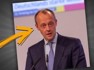 Nach Thüringen-Debakel: Merz bringt sich als Merkel-Nachfolger in Stellung