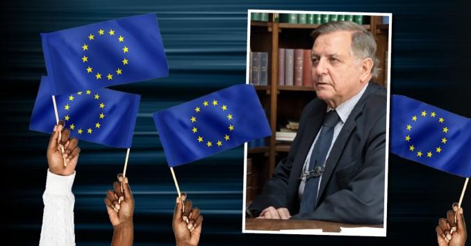 Norbert van Handel: Widerstand auf allen Ebenen gegen die Afrikaner-Entschließung der EU