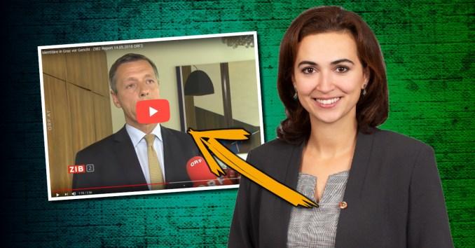Bravo, Frau Zadić! Justizministerin tadelt mächtigen Beamten