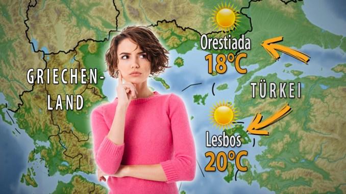 Erwischt: Medien verbreiten Fake-News über Minusgrade in Griechenland