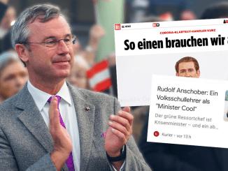 Corona-Krise: FPÖ-Chef Norbert Hofer dankt Regierung für gute Arbeit