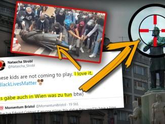"""Nennt """"Rechtsextremismus-Expertin"""" Natascha Strobl der Antifa Angriffsziele in Wien?"""