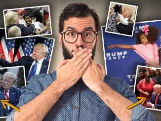 20 Bilder von Donald Trump, die die Lückenpresse nicht zeigt