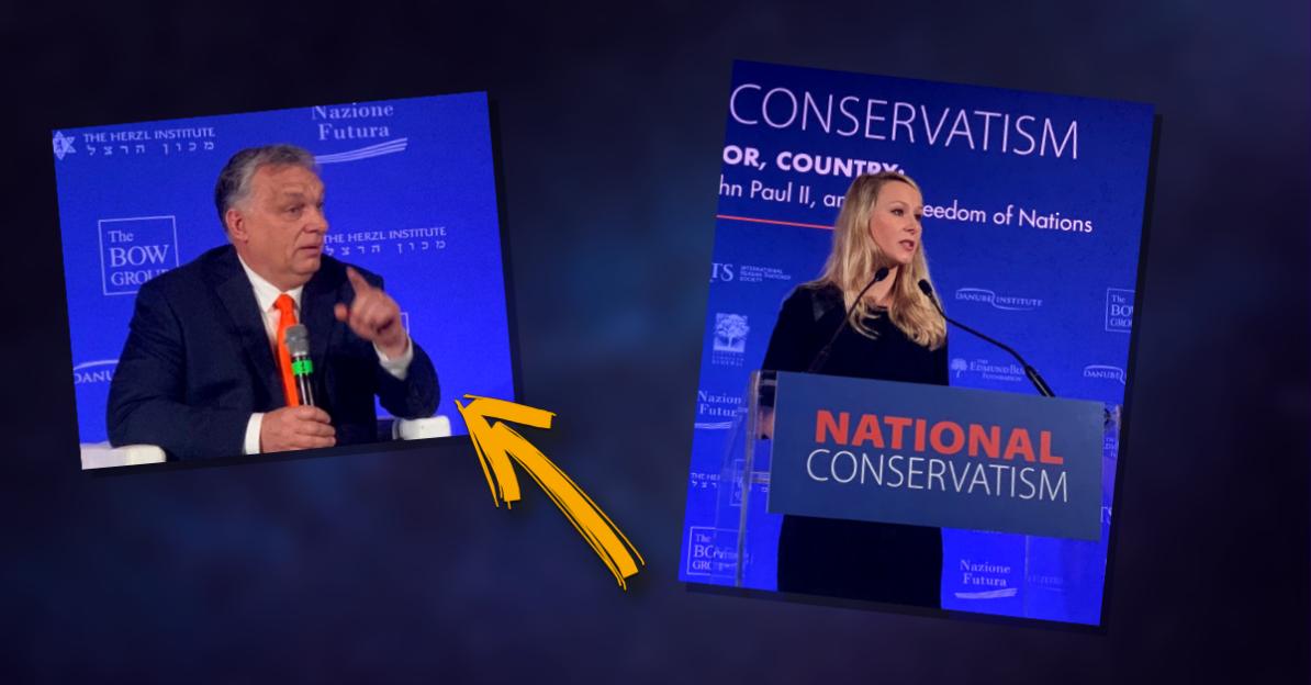 """Patriotische """"National Conservatism""""-Konferenz in Rom: Das Gegenstück zu Davos"""