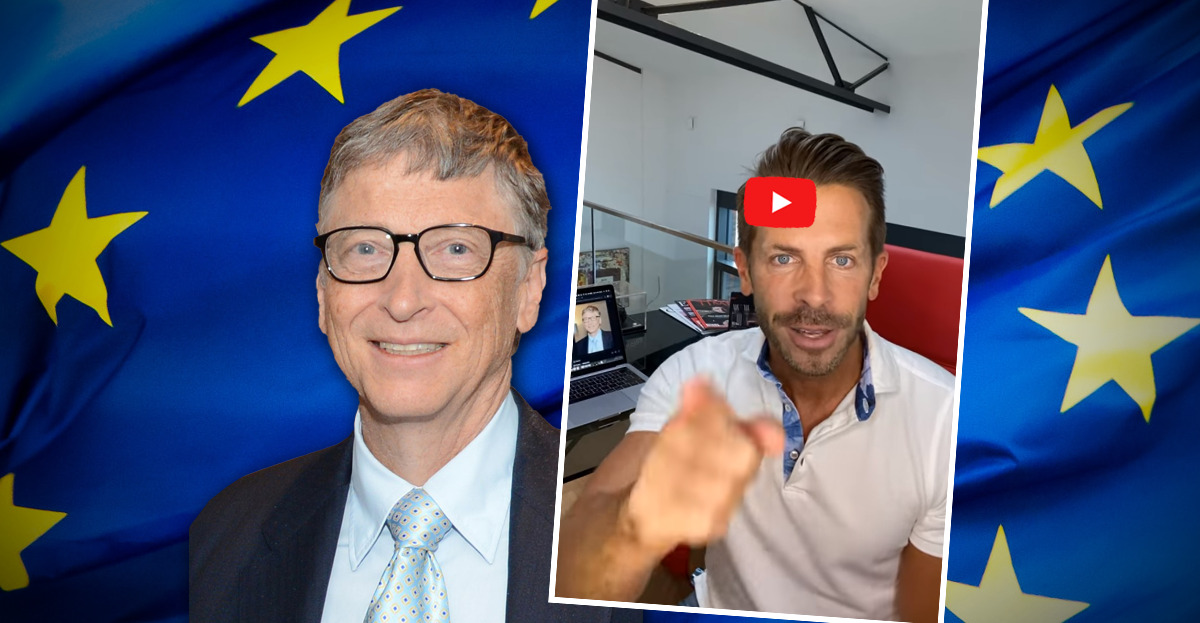Sven Flieshardt fasst kurz und prägnant zusammen, wie 7,3 Milliarden Steuergelder in die Taschen von Bill Gates fließen.