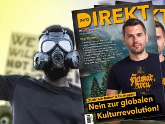 Info-DIREKT Ausgabe 33: BLM stoppen: Nein zur globalen Kulturrevolution!