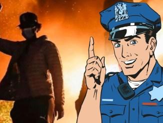US-Polizei: Bürger sollen sich Antifa- und BLM-Gewalt beugen