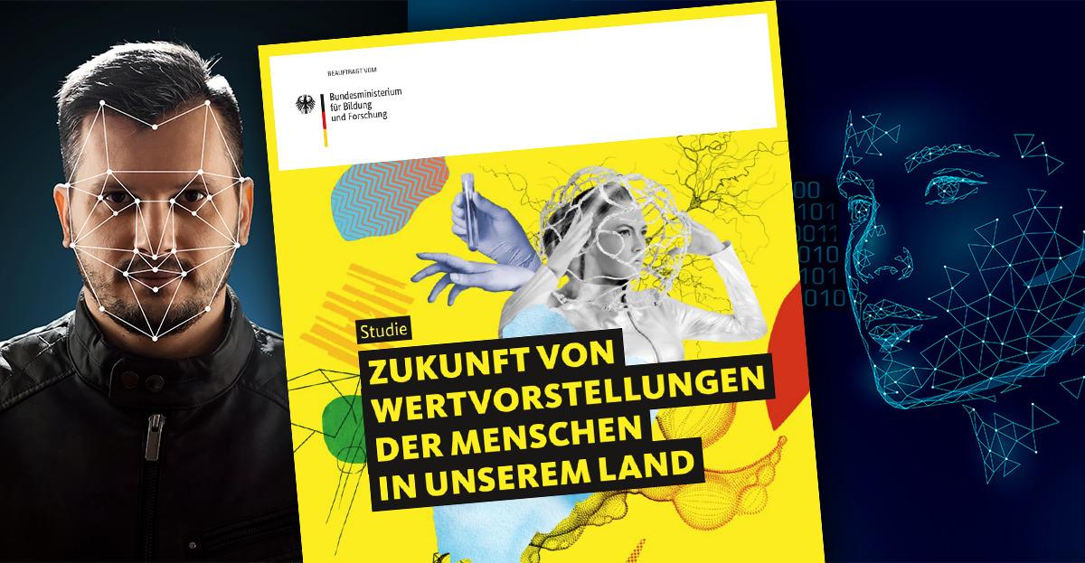 Das deutsche Forschungsministerium sieht ein totalitäres System als mögliche Zukunftsvision.