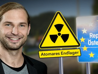 Grüne für Atommülllager an Österreichs Grenze?