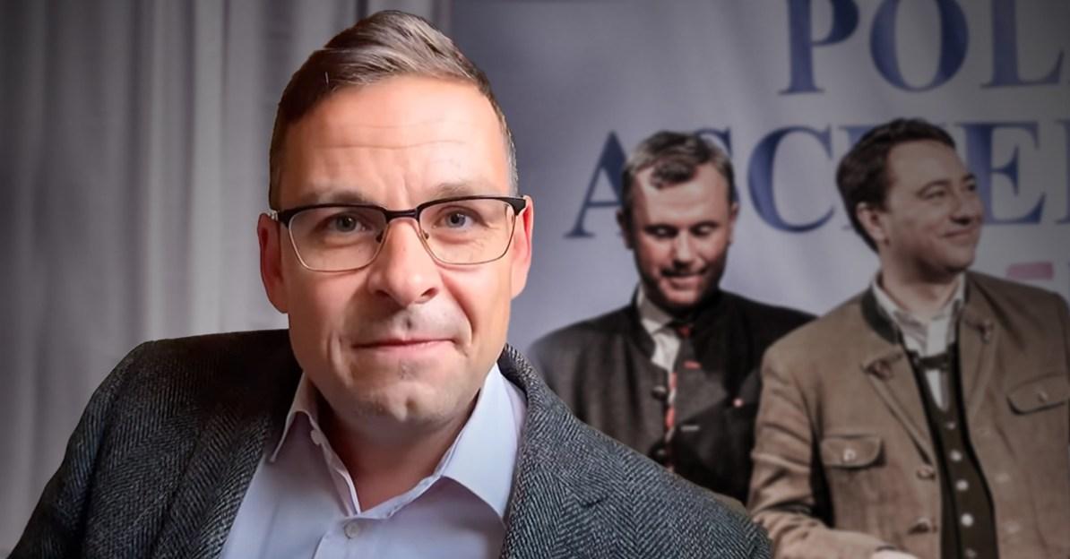 Info-DIREKT-Interview mit Gerald Grosz über die FPÖ