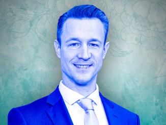 Gernot Blümel (ÖVP) mimt im Wien-Wahlkampf einen Blauen.
