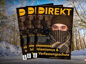 Augen auf bei Islamismus und Verfassungsschutz