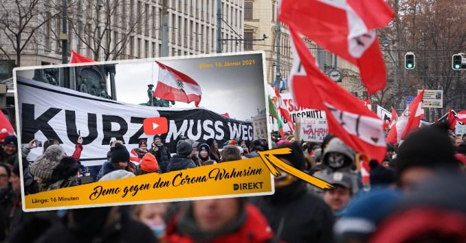 """""""Kurz muss weg"""" - Tausende tragen Protest auf die Straße"""