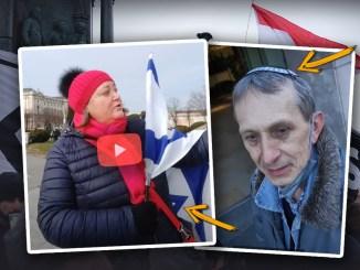 Corona-Demos: Antisemitismus-Vorwurf einfach widerlegt