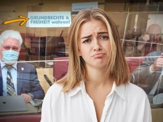 """Bayerischer Landtag: Kein Platz für """"Grundrechte und Freiheit""""?"""