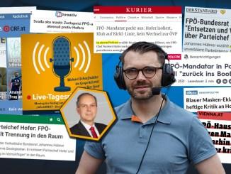 Neues Info-DIREKT Format sorgt für Wirbel in den etablierten Medien
