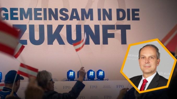 Podcast: Handlungsmöglichkeiten der FPÖ nach Hofer Alleingang