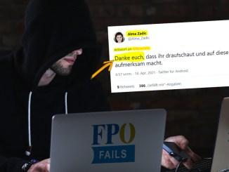 Justizministerin Zadic bedankt sich bei anonymer Hetzseite