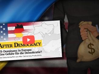 Neuer Film deckt auf: Je mehr USA – desto weniger Demokratie!