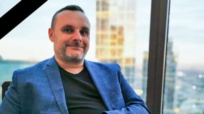Bild: Manuel Ochsenreiter im Mai 2021 in Moskau.