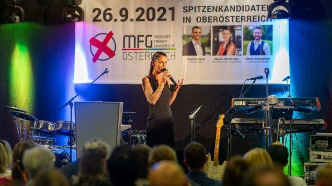 Aufruf: MFG soll Abtreibungspassus aus dem Parteiprogramm streichen