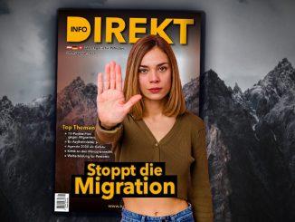 39. Ausgabe: Stoppt die Migration - 2015 darf sich nicht wiederholen!